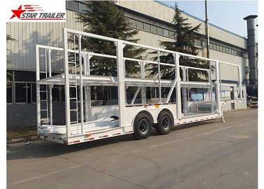 China Rust - Proof Protection Car Carrier Trailer Wth LED Electrical System distributor