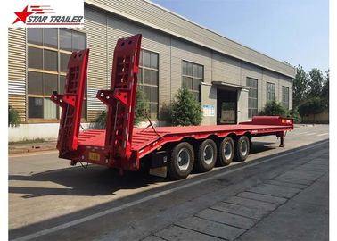 China High Capacity Extendable Semi Trailer Transport Container Within Container Terminal distributor