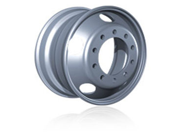 China ISO CCC 24 Inches Aluminum Rims For Semi Trucks , Aluminum Trailer Rims distributor